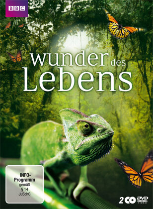 Wunder des Lebens (BBC, 2 DVDs)