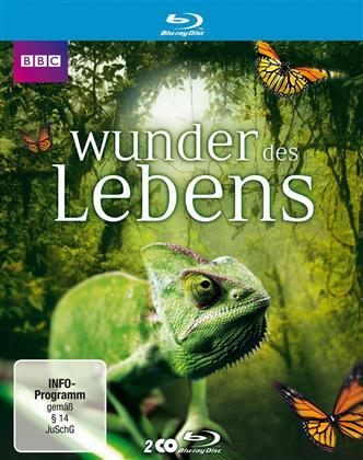 Wunder des Lebens (BBC, 2 Blu-rays)