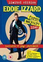 Eddie Izzard - Force Majeure - Live 2013 (Limited Edition, 2 DVDs)