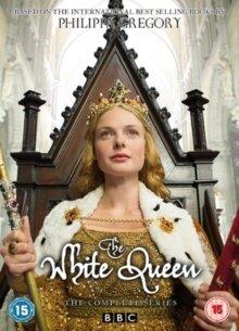 The white queen - Season 1 (4 DVDs)
