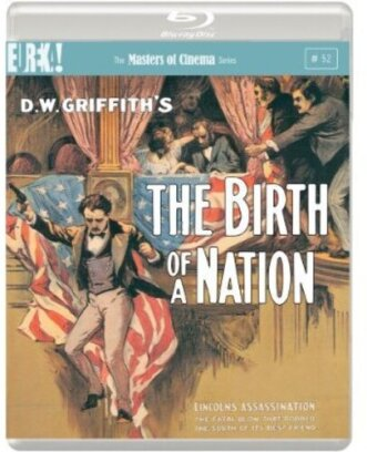 Birth Of A Nation (1915) (Masters of Cinema)