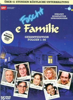 Fascht e Familie (Gesamtedition, 16 DVDs)