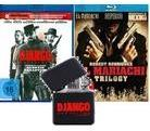 Django Unchained & El Mariachi Trilogy & Feuerzeug Bundle (Limited Edition)