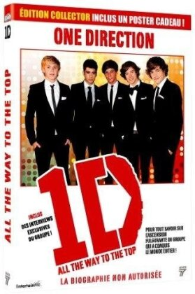 One Direction - All the Way to the Top - (DVD + Poster) (Collector's Edition)