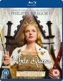 The white queen - Season 1 (4 Blu-rays)