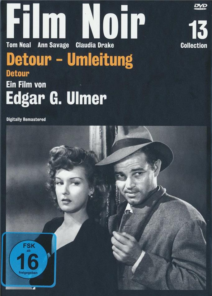 Detour - Umleitung (1945) (Film Noir Collection)