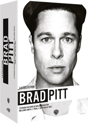 La Collection Brad Pitt (Box, 4 DVDs)