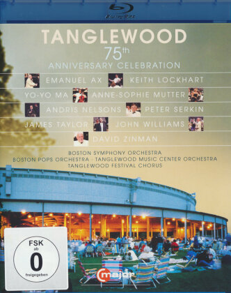 Various Artists - Tanglewood - 75th Anniversary Celebration (C Major)