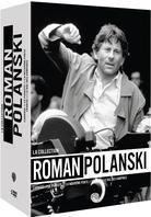 La Collection Roman Polanski - Carnage / Le bal des vampires / Frantic / Le pianiste / La neuvième... (5 DVDs)