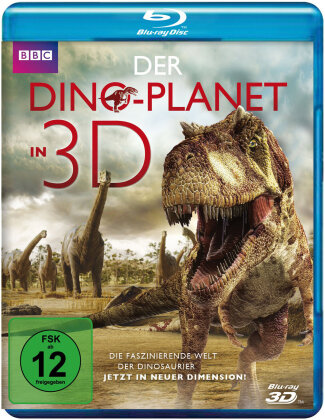 Der Dino-Planet in (BBC)