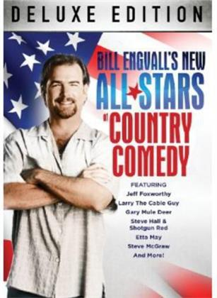 Bill Engvall's New All-Stars of Country Comedy (Deluxe Edition)