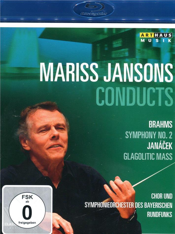 Bayerisches Rundfunkorchester, Mariss Jansons, … - Brahms / Janácek (Arthaus Musik, BR Klassik)