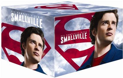 Smallville - Die komplette Serie (62 DVDs)