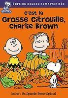 Snoopy - Grosse Citrouille, Charlie Brown