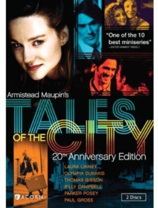 Tales of the City (1993) (Edizione 20° Anniversario, 2 DVD)