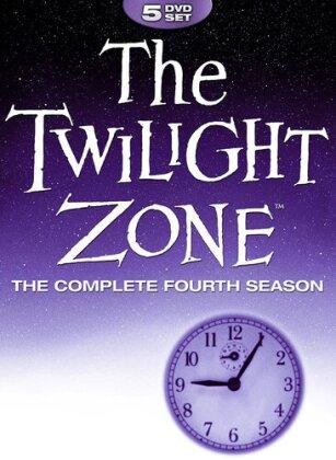 The Twilight Zone - Season 4 (5 DVDs)