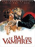 Le bal des vampires (1967) (Steelbook, Ultimate Edition, Blu-ray + DVD)