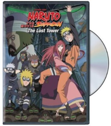 Naruto Shippuden - The Movie - The Lost Tower (2010)