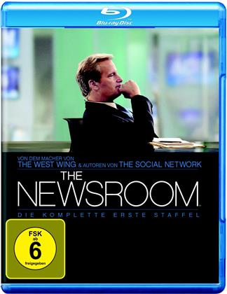 The Newsroom - Staffel 1 (2012) (4 Blu-rays)