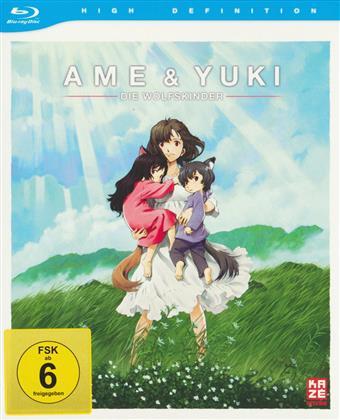 Ame & Yuki - Die Wolfskinder (2012)