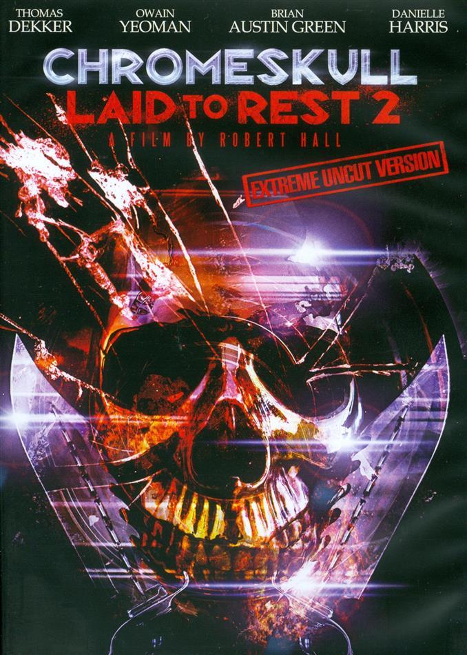 Chromeskull - Laid to Rest 2 (2011) (Extreme Uncut Version)