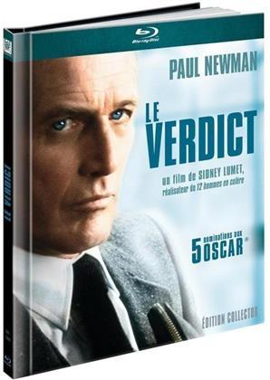 Le Verdict (1982) (Edition Collector, Digibook, Blu-ray + DVD)