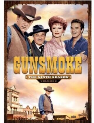 Gunsmoke - Season 9.2 (5 DVDs)