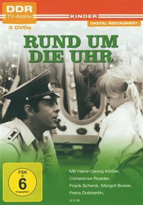 Rund um die Uhr (3 DVDs)