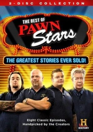 Best Of Pawn Stars - Greatest Stories Ever Sold (Widescreen, 2 DVDs)