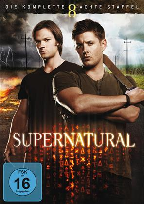 Supernatural - Staffel 8 (6 DVDs)