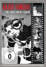 Cobain Kurt - The Early Life of a Legend (Inofficial, Edizione Speciale, DVD + CD)