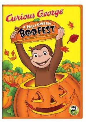 Curious George - A Halloween Boo Fest