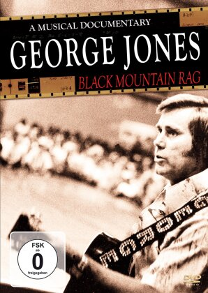 George Jones - Black Mountain Rag - A Musical Documentary (Inofficial)