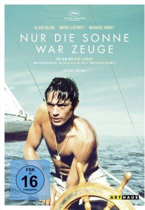 Nur die Sonne war Zeuge (1960) (Arthaus, Special Edition)