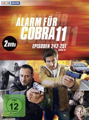 Alarm für Cobra 11 - Staffel 31 (2 DVDs)