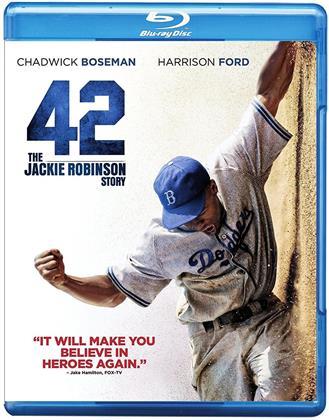 42 (2013) (Blu-ray + DVD)