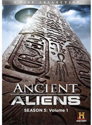 Ancient Aliens - Season 5.1 (3 DVDs)