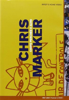 Chris Marker - Chats perchés e altri (2 DVD)