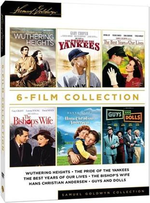 Samuel Goldwyn 6-Film Collection - Vol. 1 (Collector's Edition, 5 DVDs)