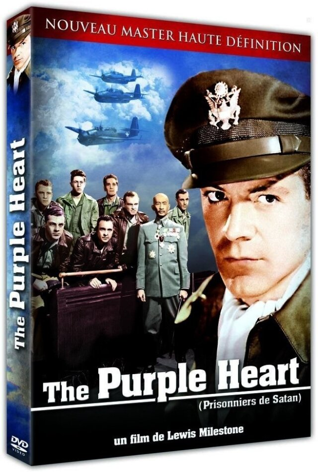 The Purple Heart - Les Prisonniers de Satan (1944) (Remastered, s/w)