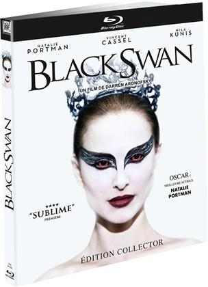 Black Swan (2010) (Edition Collector, Digibook, Blu-ray + DVD)