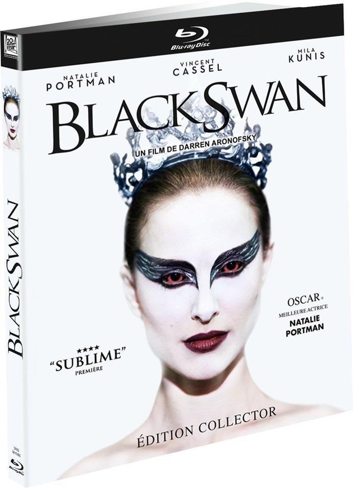 Black Swan (2010) (Edition Collector, Digibook, Blu-ray + DVD)