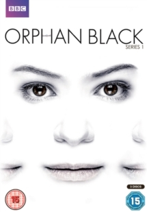 Orphan Black - Season 1 (BBC, 3 DVD)