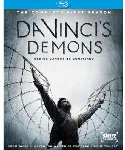 Da Vinci's Demons - Season 1 (3 Blu-rays)