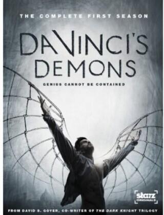 Da Vinci's Demons - Season 1 (3 DVDs)