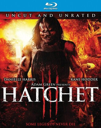 Hatchet 3 (2013) (Director's Cut, Unrated)