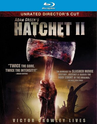 Hatchet 2 (2010) (Director's Cut, Unrated)