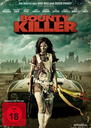 Bounty Killer (2013) (Uncut)