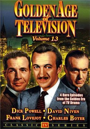 Golden Age of Television - Vol. 13 (b/w)