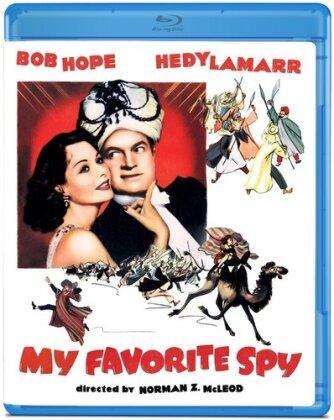 My Favorite Spy (1951) (s/w)